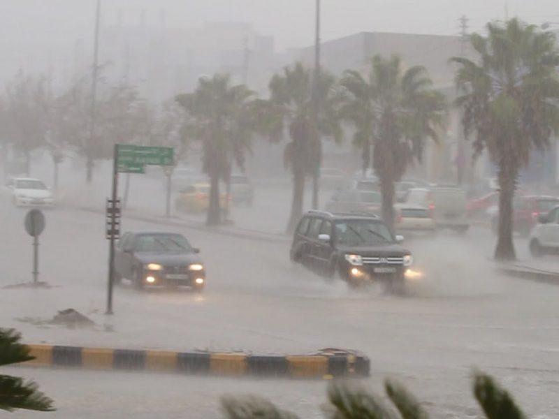 """البسوا تقيل.. """"الأرصاد"""" تُحذر"""": موجة برودة جديدة وحد صقيع ببعض المناطق.. ورياح وأمطار متوقعة"""