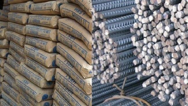 أسعار الحديد والأسمنت اليوم في مصر