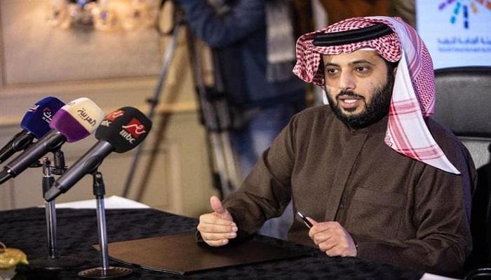 تركي آل شيخ في رسالة لمجلس إدارة النادي الأهلي وإتهامات بالجملة
