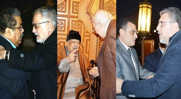 """عدد من الوزراء والإعلاميين وكبار رجال الدولة يعزون حسب الله الكفراوي وزير الإسكان الأسبق  """"صور"""""""