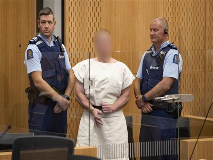 الارهابي منفذ الهجوم الارهابي على مسجدي نيوزيلندا