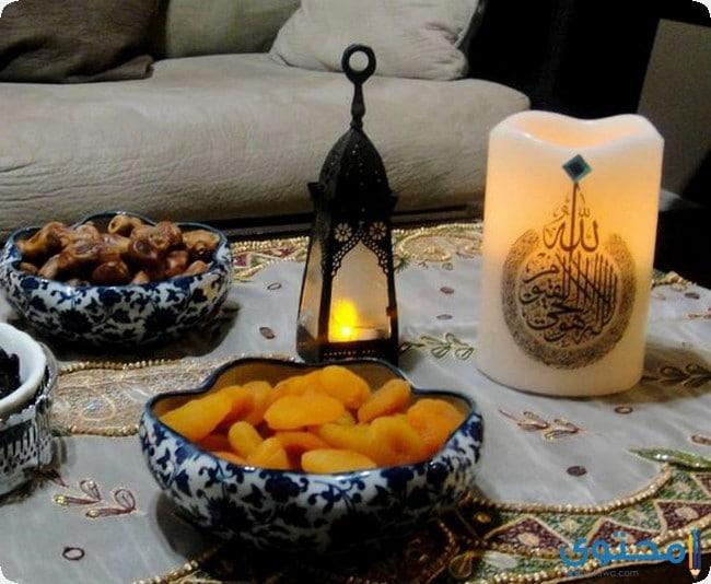 6 أفكار رائعة لتزيين المنزل في رمضان..بالصور