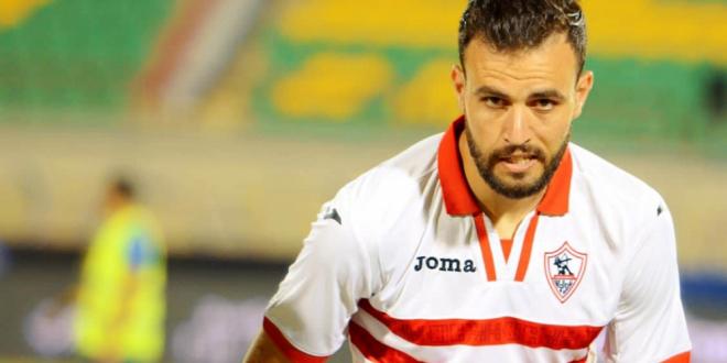 تصريح اللاعب حمدي النقاذ: تواصلت مع مسئولي نادي الزمالك وقاموا بانهاء الأمر