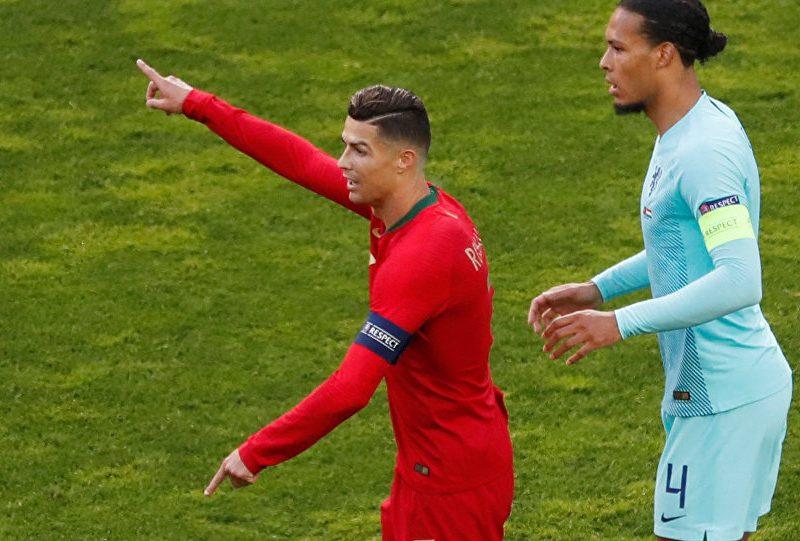نهائي دوري الأمم الأوروبية .. جاديش يطيح بأحلام الطواحين الهولندية ويساعد البرتغال على التتويج بالبطولة الثانية
