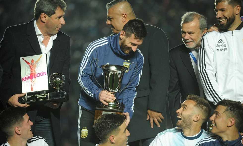 الأرجنتين وميسي