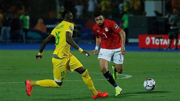 نتيجة مباراة مصر وزيمبابوي
