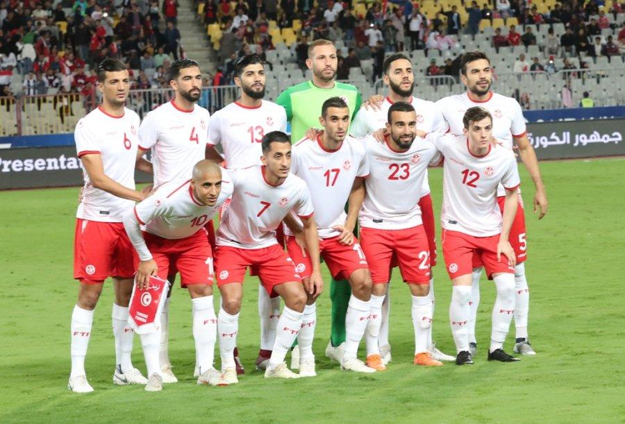 مباريات منتخب تونس في الأمم الإفريقية.