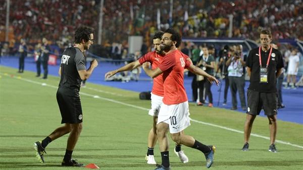 نتيجة مباراة مصر والكونغو الديمقراطية في بطولة كأس الأمم الأفريقية 2019