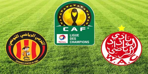 الكاف يقرر إعادة مباراة إياب نهائي دوري أبطال أفريقيا بين الترجي والوداد