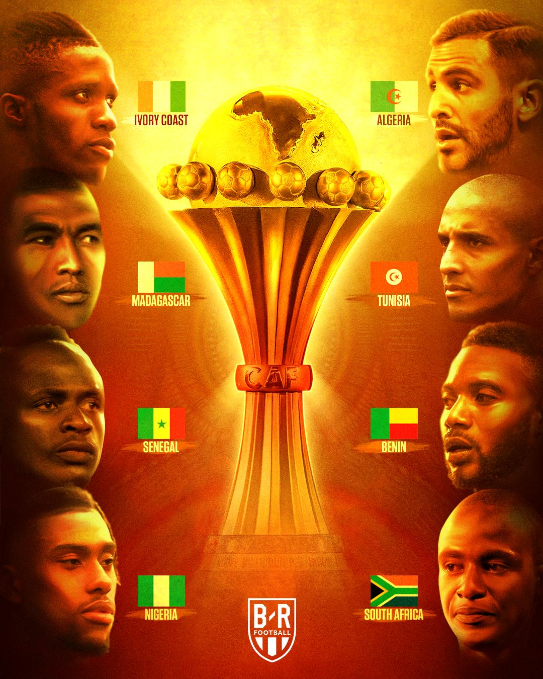 """مواعيد مباريات دور الـ 8 """"دور الكبار"""" في بطولة كأس الأمم الإفريقية 2019 1"""