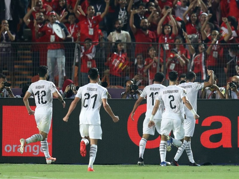 موعد مباراة مصر ضد جنوب إفريقيا، القنوات الناقلة والتشكيل المتوقع للفراعنة والمعلقين