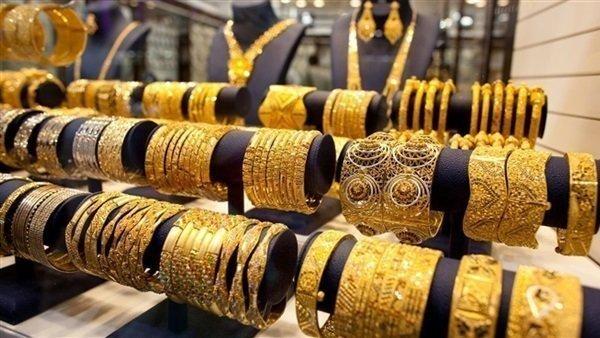 الذهب يسجّل اليوم أعلى سعر في تاريخه.. وعضو بشعبة تجار الذهب: جرام الذهب عيار 18 سيصل إلى 800 جنيه في سبتمبر
