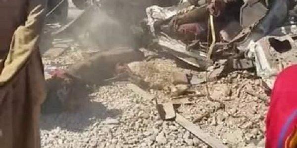 عاجل حادث قطار الصعيد بالأقصر