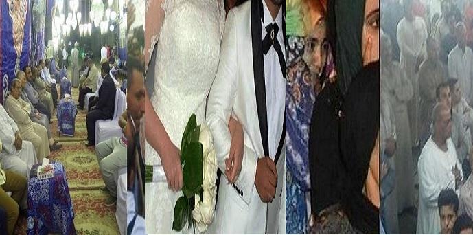 """""""في ليلة العمر"""" زفة عروسة حلوان تتحول إلى جنازة خلال لحظات بعد وقوع ضحايا ما بين قتيل وجريح ونقلهم للقصر العيني 1"""