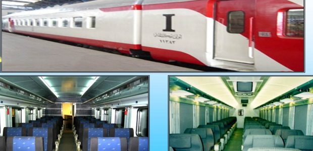 طريقة حجز تذاكر القطارات عبر موقع هيئة السكك الحديدية بالفيديو