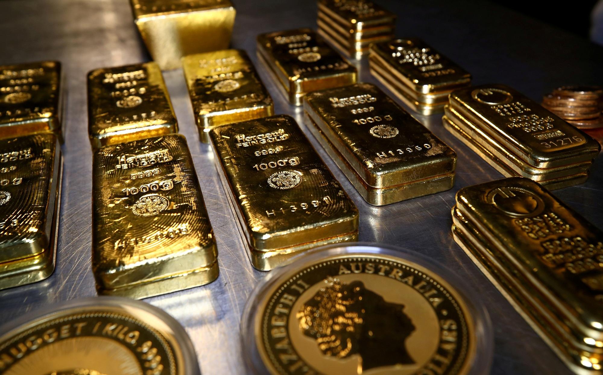 تعرف على أسعار الذهب اليوم الأحد 17-5-2020 في محلات الصاغة في مصر