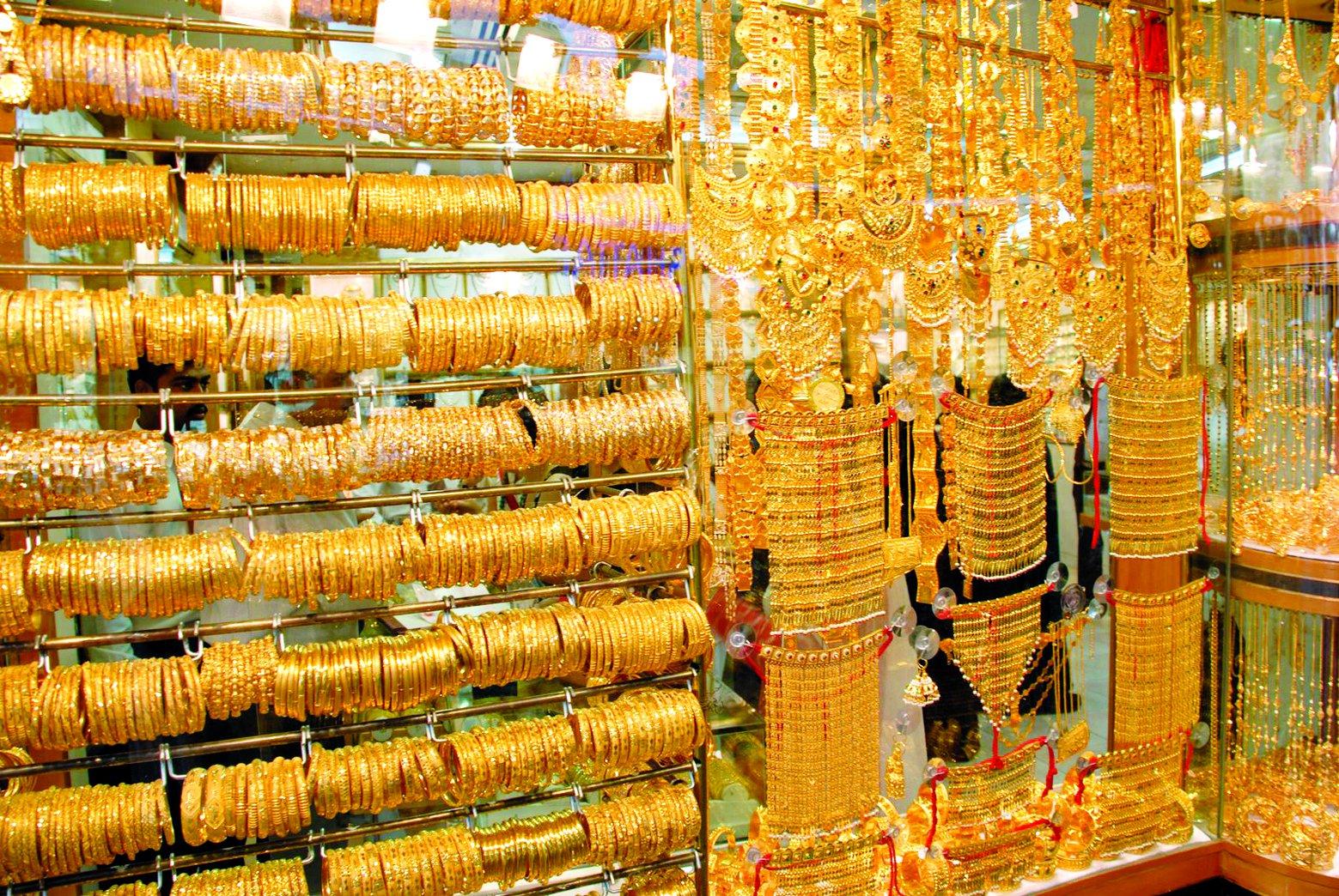 إستقرار أسعار الذهب اليوم الثلاثاء 19-5-2020 في محلات الصاغة في مصر