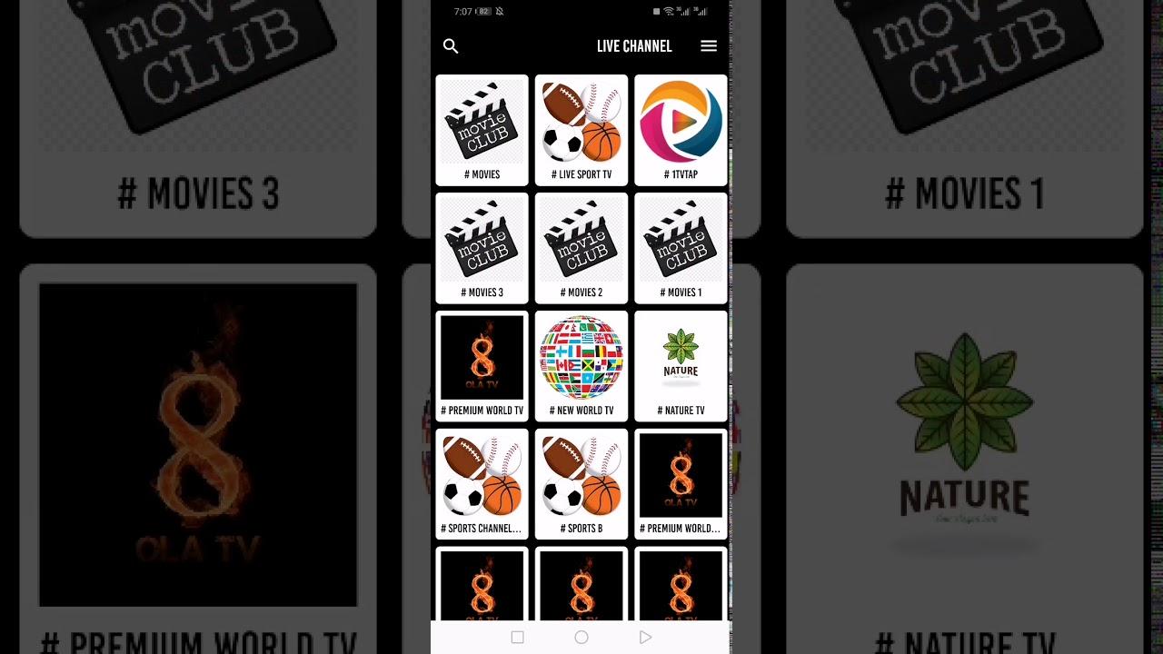 أفضل 4 تطبيقات لمشاهدة القنوات المشفرة والمفتوحة على هواتف أندرويد 2020