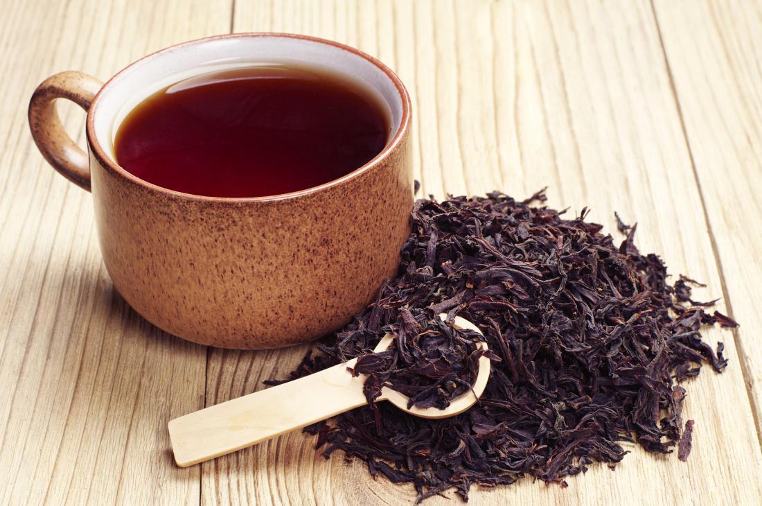 الشاي الأسود وفوائد صحية عديدة