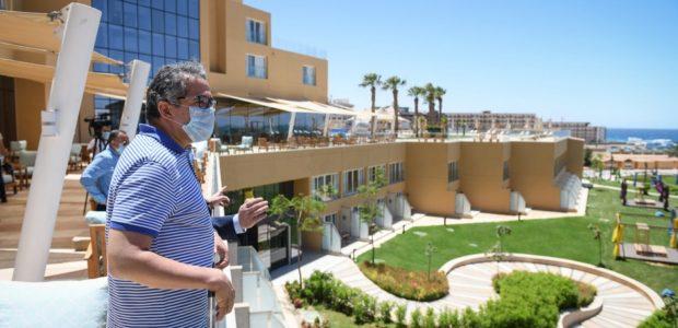 وزيرة الصحة تعلن عن كارت متابعة للمسافرين للمحافظات السياحية